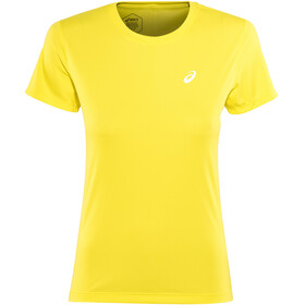 asics Silver SS Top Women, lemon spark